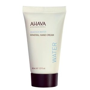 4/$20 Ahava deadsea water mineral hand cream